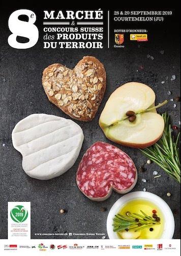 Concours suisse des produits du terroir et Marché des terroirs